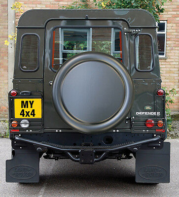 4x4 Spare Wheel Cover Semi Rigid Various Sizes (TYRE CODE REQ'D- e.g. 235/85/16)