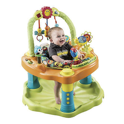 ExerSaucer Double Fun - Bumbly
