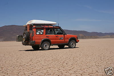 Discovery 2 Td5 Auto G4 Replica Expedition Special - Amazing Specifictation