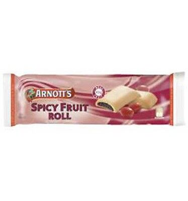 Arnotts Spicy Fruit Roll 250g