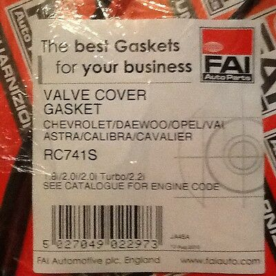 Rc741S Valve Cover Gasket