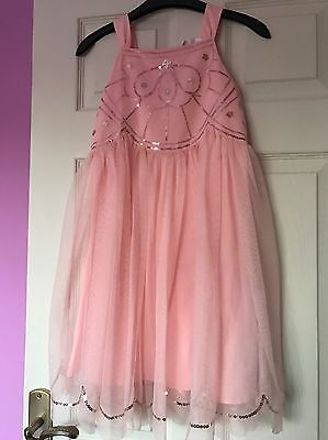 H&M Girls party Dress 9-10 Years