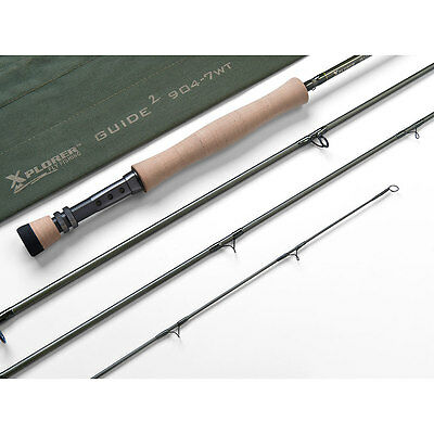 Xplorer Guide 2 9wt Rod and Xplorer Guide 3 Reel Combo Quality fly fishing gear
