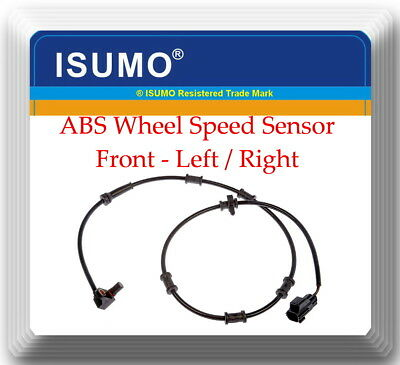 ABS Wheel Speed Sensor Front-Left/Right Fits:4WD Dodge Ram 2500 3500 2003-2005