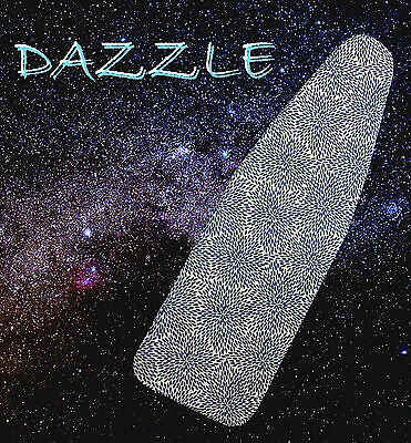 """NEW """"DAZZLE"""" Ironing Board Cover -  Perfect Xmas Gift!"""
