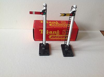 Tri-ang 2-R43H 00 Gauge  Hand Operated Signals Home