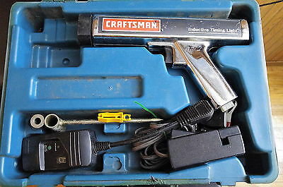 Craftsman Automotive Inductive Timing Light 1-2302