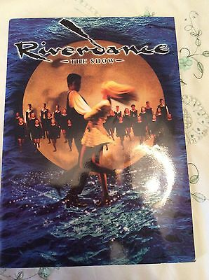 Riverdance The Show With Ticket 19 October 1995