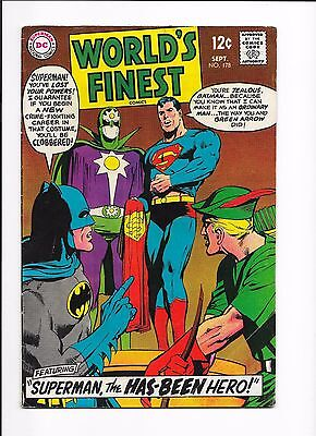 DC Comics World's Finest Issue No 178 FN?