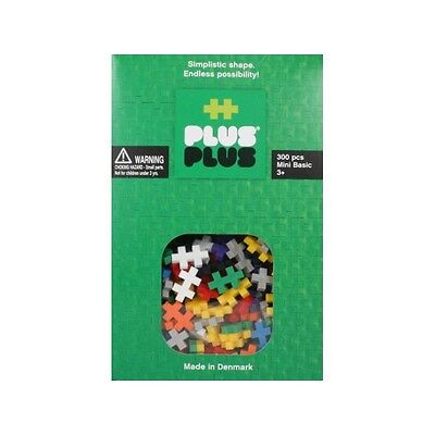 Pack Mini Basic 300 pieces - PLUS PLUS - NEUF