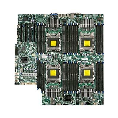 Supermicro X9QR7-TF+ Server Motherboard Intel C602 QUAD Socket R LGA-2011 Bulk