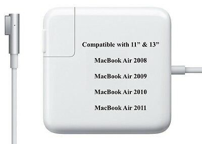 Best of Mac 45W MagSafe1 AC Power Supply Charger MacBook Air 11 & 13 A1244