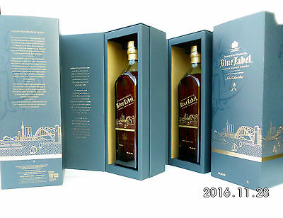 "Johnnie Walker ""Sydney"" Skyline 1 Of Only 500 Made-Last Chance To Secure Yours!!"