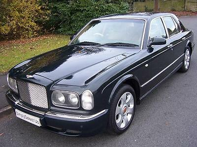 2001 Bentley Arnage Red Label 6.8 Litre Turbo V8 Automatic