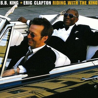 Riding With The King - KING B.B./CLAPTON ERIC [LP]