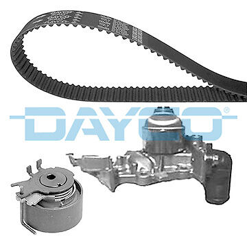 Dayco Timing Belt Water Pump Kit Ktbwp3210 Fit Renault Clio Iii 1.2 16 (2005-)