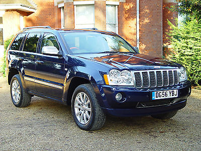 JEEP GRAND CHEROKEE 3.0CRD,DIESEL V6 Automatic OVERLAND,SUV, 4X4