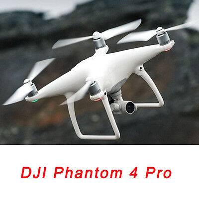 DJI PHANTOM 4 QUADCOPTER DRONE with STABILIZED GIMBAL 4K, 12MP VIDEO CAMERA