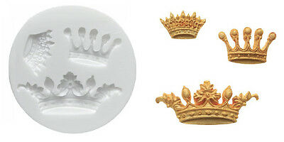 Silikomart Silicone Mould - Crowns