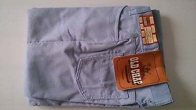 True Vintage Old Chap Jeans 70´s 70er. Pana Cord Gewebe Corduroy NEU NEW!