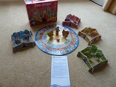 Flea Circus Board Game by Orchard Toys