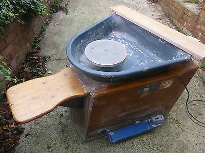 Potters Wheel - Electric - Full Working Order