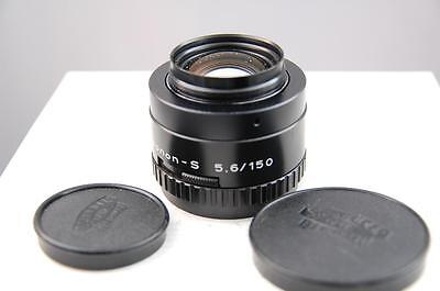 Schneider Componon-S 150mm f5.6 enlarging lens, for 5x4, beautiful