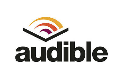 6 Audible.com or UK Audiobooks  of your choice - 6 credits