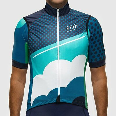 MAAP Cloud Race Cycling Vest / Gilet Navy Men