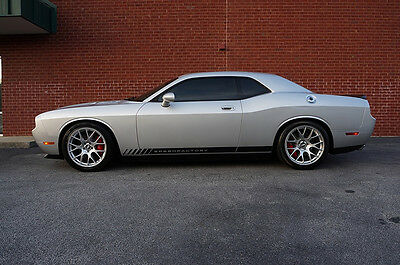 2009 Dodge Challenger SRT8 2009 DODGE CHALLENGER SRT8 SUPERCHARGED- FACTORY BUILT BY SPEED FACTORY SHOW CAR