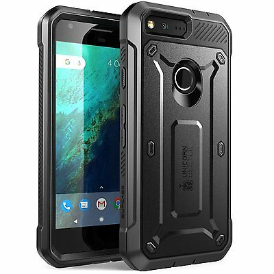 Google Pixel Case 5.0 inch, SUPCASE Built-in Screen Protector Unicorn Beetle PRO