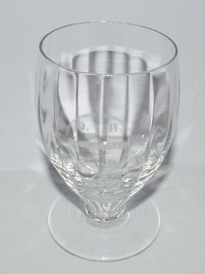 Old Drinking Glass Etched Gloucester BR - SA.