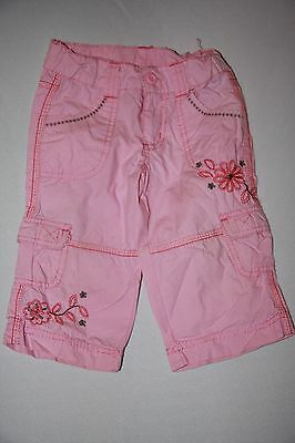 Pumpkin Patch - Girls pink trousers - 6 to 12 months