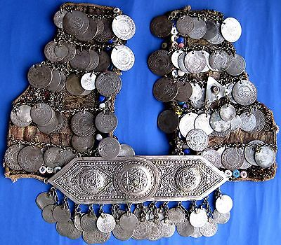 Medieval Old  Vest& Ottoman Empire Coins Ah 1223, 1255