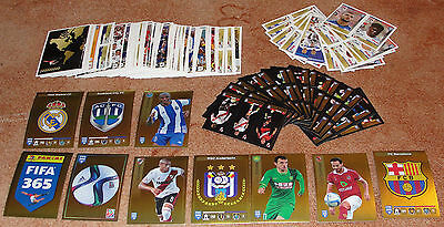 Fifa 365 French edition Lot of 301 stickers NEW (22 exclusive)