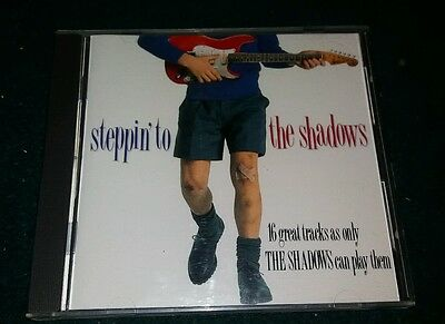Steppin to The Shadows (CD)