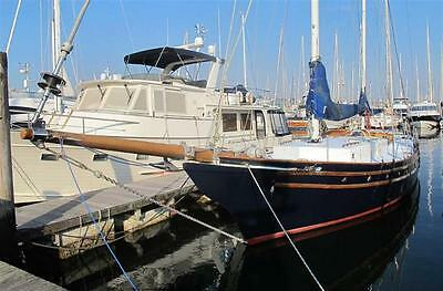 Rolling Stone 63' Ketch 1976 Ferro-Cement Sailing Yacht or Great House Boat?
