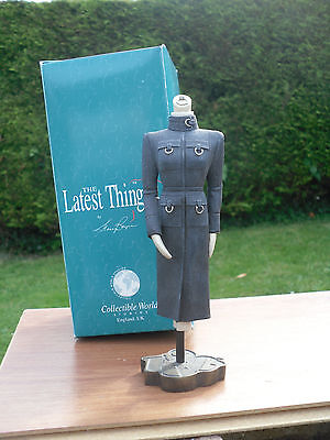The Latest Thing Fashion Showcase Mannequin - Illusion 1930-40 boxed