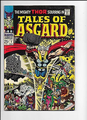 Marvel Comics Tales Of AsgardIssue No 1 FN-? Thor