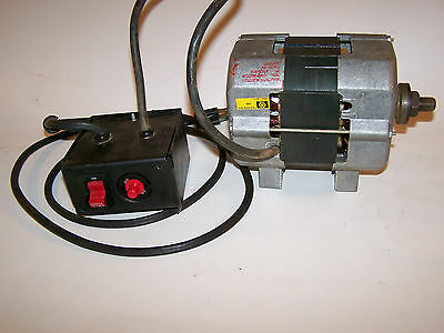 Rockwell 34-580 saw motor and switch