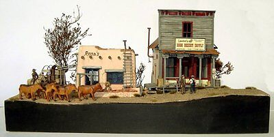 Jeffrey Spike Models O scale Kit High Desert Supply Cantina Rio Grande On30 On3