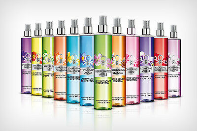 Bennetton Body Mist Appealing Lilly 250Ml Brume Pour Le Corps