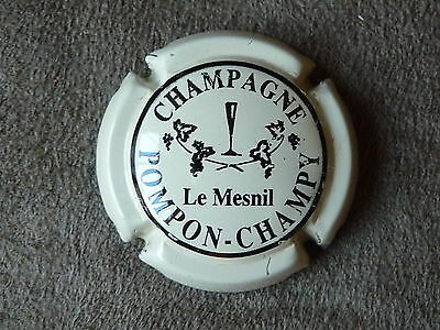 Capsule de champagne Pompom-Champy n°9