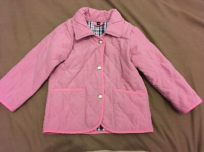 Girls jacket age 2 years