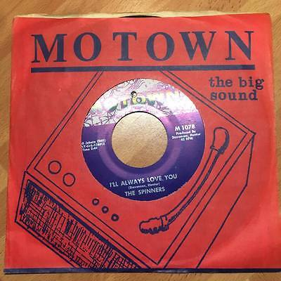 Spinners - I'll Always Love You - Motown