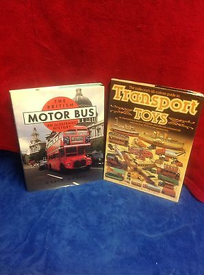 Bus Book - A World Of Bus Toys And Models