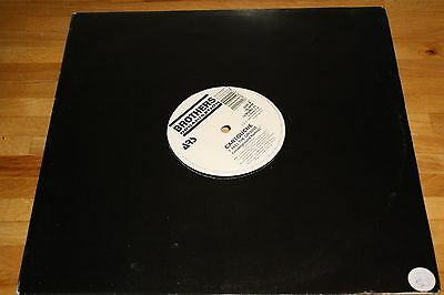 """Cartouche – Feel The Groove 12"""" Vinyl - The Brothers Organisation – 12 BORG 21"""