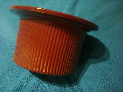 Ceramic Brown Casserole Pot Without Lid 2 Ltr