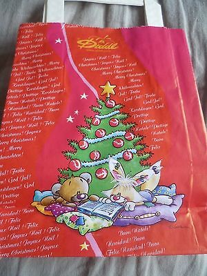 Depesche Diddl's Pimboli & Mimihops Christmas Scene Small Gift Bag (Collectable)