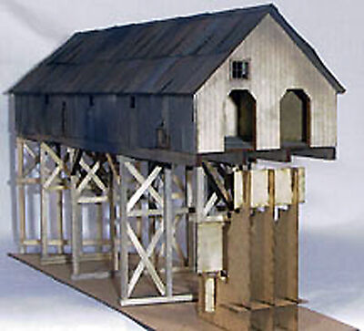 Banta model works Ophir Tram House Kit Rio Grande Southern RGS On30 On3 O scale